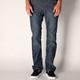 VOLCOM Nova Slim Straight Mens Jeans