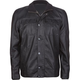 LOST Happy Days Faux Leather Mens Jacket