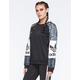 ADIDAS Originals LA Printed Crew Womens Sweatshirt