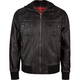 LOST The Kid Mens Faux Leather Jacket