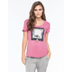RVCA Palm Tree Top Womens Tee