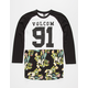 VOLCOM Future Athletics Mens Baseball Tee