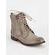 DIRTY LAUNDRY Kranberri Womens Boots