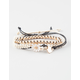 FULL TILT 3 Piece Daisy/Heart Bracelets