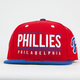 AMERICAN NEEDLE Billboard Phillies Mens Snapback Hat