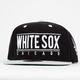 AMERICAN NEEDLE Billboard White Sox Mens Snapback Hat