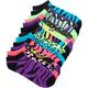 Mixaroos 6 Pair Womens Socks