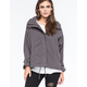 VOLCOM Fishtail Womens Twill Jacket