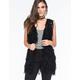 LIRA Kiana Shaggy Womens Vest