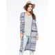 BILLABONG Hide And Sea Womens Duster Cardigan