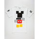 NEFF Disney Collection Mickey Blocks Mens T-Shirt