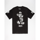 NEFF Disney Collection Mickey Ransom Mens T-Shirt