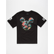 NEFF Disney Collection Astro Floral Mickey Boys T-Shirt