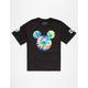 NEFF Disney Collection Tie Dye Mickey Boys T-Shirt