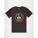 QUIKSILVER Between The Lines Mens T-Shirt