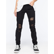 REWASH Destroyed Womens Skinny Jeans
