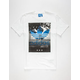 ADIDAS Originals Court Trefoil Mens T-Shirt