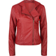 BB DAKOTA Chriss Faux Leather Womens Hooded Jacket