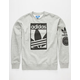 ADIDAS Originals Street Graph Mens Sweatshirt