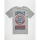 ASPHALT YACHT CLUB Dissent Mens T-Shirt