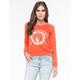 BILLABONG Peace Love Waves Womens Sweatshirt