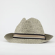 BRONER Worldly Known Mens Fedora