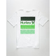 HURLEY Brick Flight Mens T-Shirt