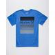 HURLEY Brick Flight Mens T-Shirt