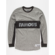 FAMOUS STARS & STRAPS Whip Mens T-Shirt