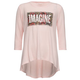 FULL TILT Floral Imagine Girls Tee