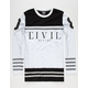 CIVIL Tough Stitch Mens Jersey