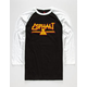 ASPHALT YACHT CLUB Ultimate Tour Mens Baseball Tee