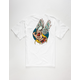 SANTA CRUZ x Marvel Thor Hand Mens T-Shirt