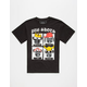 RIOT SOCIETY Pug Shots Boys T-Shirt