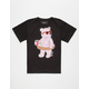 RIOT SOCIETY Donut Bear Boys T-Shirt