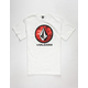 VOLCOM Handly Lock Up Tee