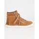 ADRIANA Burch Fringe Mid Top Womens Shoes