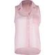 FULL TILT Sleeveless Button Front Womens Chiffon Shirt