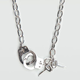 FULL TILT Chain Handcuff and Key Necklace