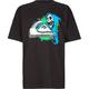 QUIKSILVER Logo De Muerte Boys T-Shirt