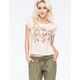 ELEMENT Live Floral Womens Tee