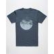 RVCA Halftone Fade Mens T-Shirt