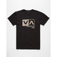 RVCA Cut Out Box Mens T-Shirt