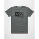RVCA Cut Out Box Mens T-Shirt