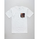 BOHNAM Howlin Mens Pocket Tee