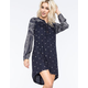 ELEMENT Fall Laves Dress