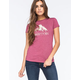 BURTON Stamped Mountain Womens Tee