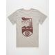 RVCA Industrial Eye Mens T-Shirt