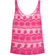 FULL TILT Crochet Womens Tank