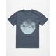 RVCA Halftone Fade Boys T-Shirt